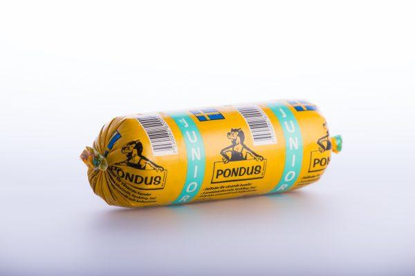 Pondus Junior Turkos färskfoder